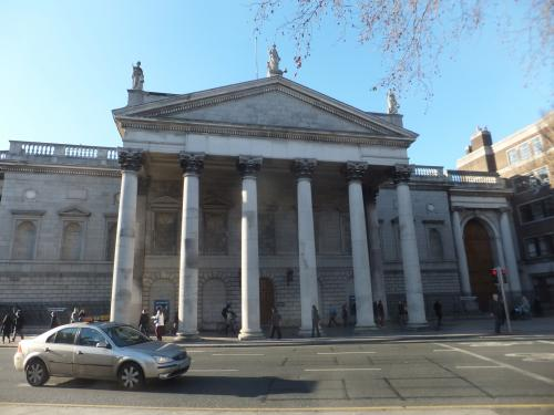 Bank of Ireland, College Green/Parliament House