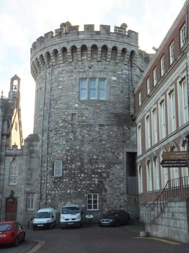Dublin Castle, Record Tower
