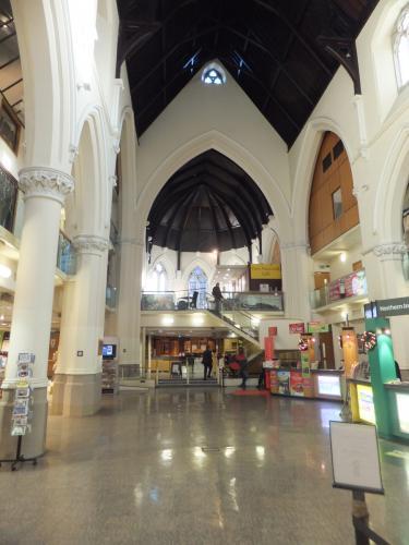(Former) St Andrew's Church