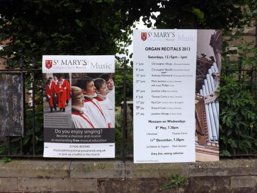 St Mary's Collegiate Church