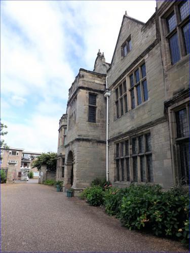 St John's House Museum