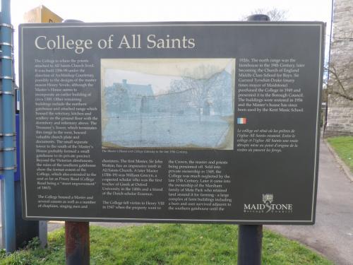 All Saints College