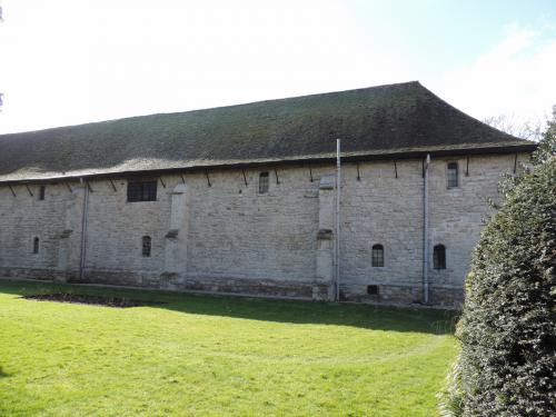 Museum of Carriages (Tithe Barn)