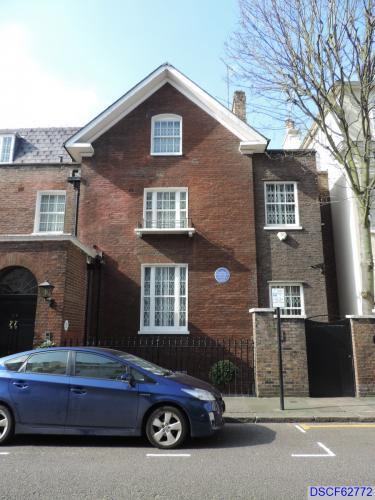 Winston Churchill's house (former)