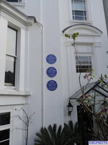 Virginia Woolf's Childhood Home