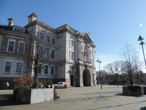 County Hall (Old Sessions House)