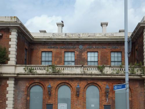 North Woolwich Railway Station (Closed)