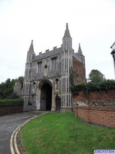 St John's Abbey Gatehouse