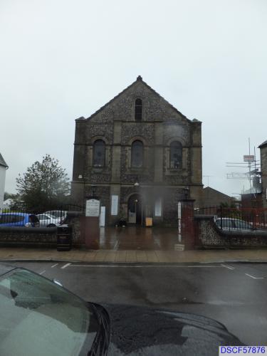 (Former) Trinity Congregational Church