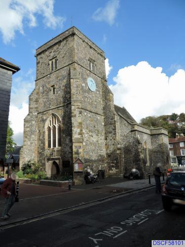 St Thomas à Becket Church