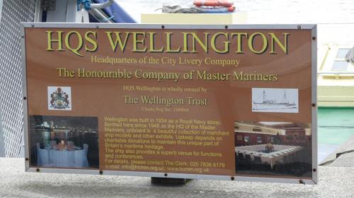 HQS Wellington