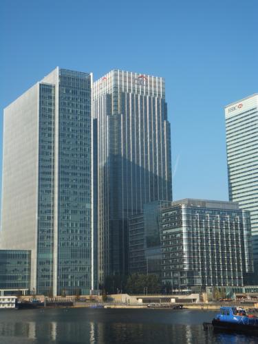 'Citigroup Centre, London' by Cesar Pelli