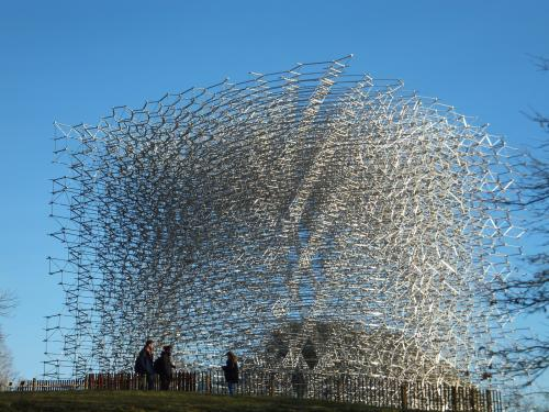 'The Hive' by Wolfgang Buttress