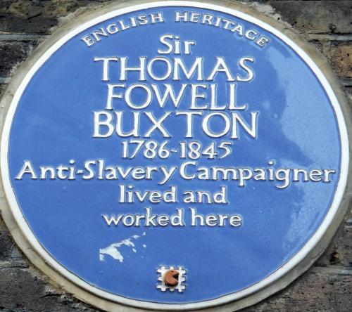 Sir Thomas Buxton's house