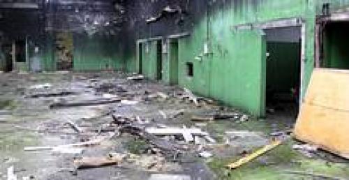 Inside the slaughterhouse