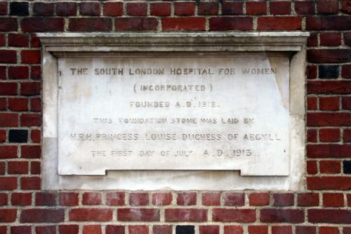 (Former) South London Hospital for Women and Children
