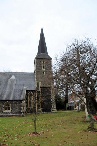All Saints Church, Belvedere