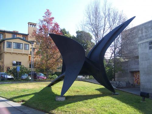 'Hawk for Peace' by Calder