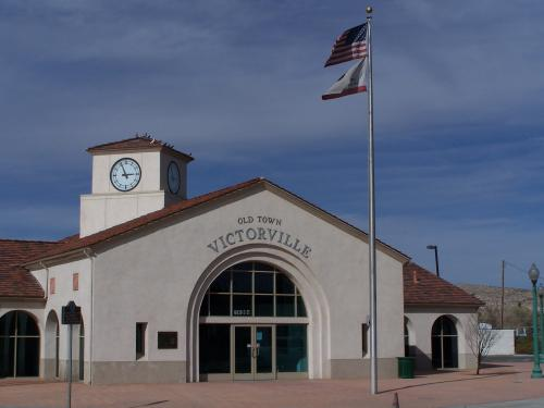Victorville Transportation Center