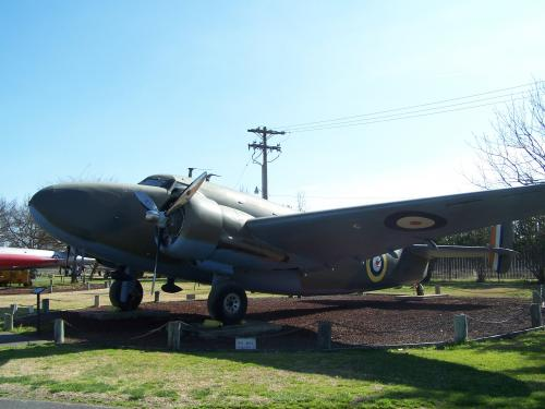 Lockheed C-56 Model 18 Lodestar