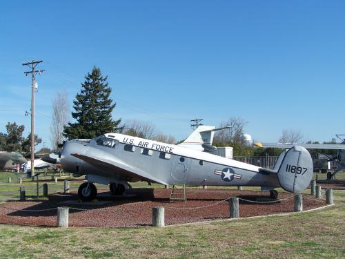 Beech C-45G Expeditor