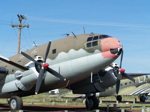 Curtiss-Wright C-46D Commando
