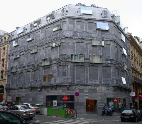 4, rue Vernet