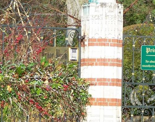 Friar Park Gates