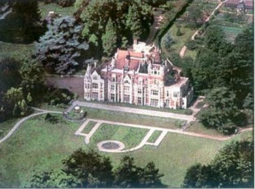 Friar Park Mansion