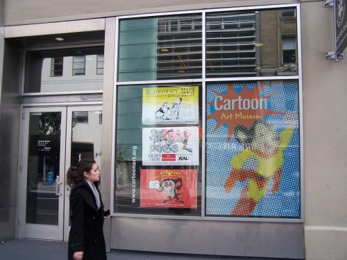 Cartoon Art Museum of San Francisco