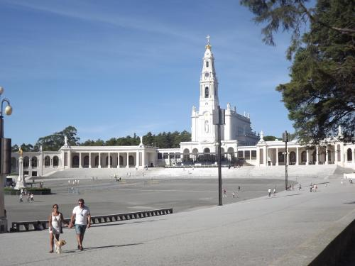 Sanctuary of Our Lady of Fátima