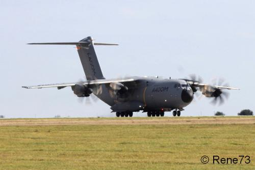 Airbus A400M Grizzly, EC-404 (cn 004)