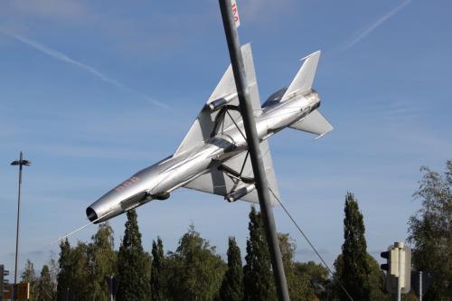 """MiG-21F13 """"688"""""""