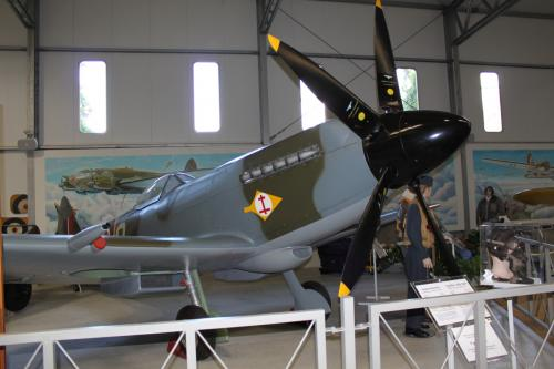 "Supermarine ""Spitfire"" MK XIV"