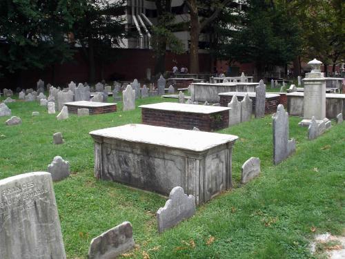 Christ Church Burial Ground 09 05 11