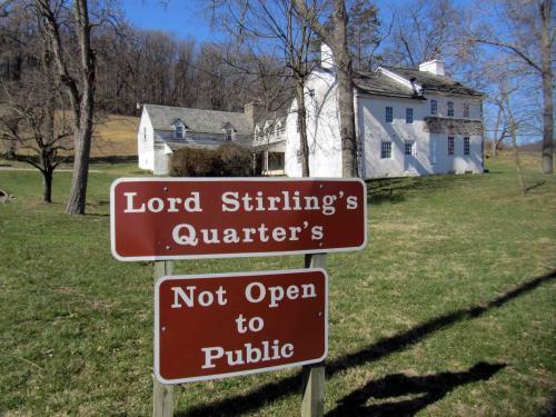 Stirling Headquarters