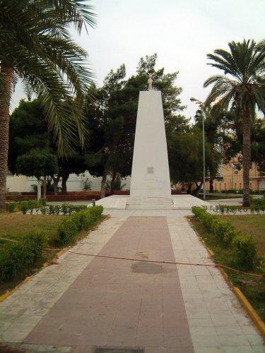 1986 Bombing Memorial
