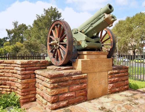SA Heavy Artillery Memorial, Pretoria