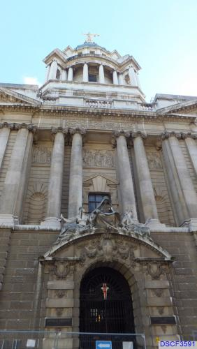 The Old Bailey (Central Criminal Court), London