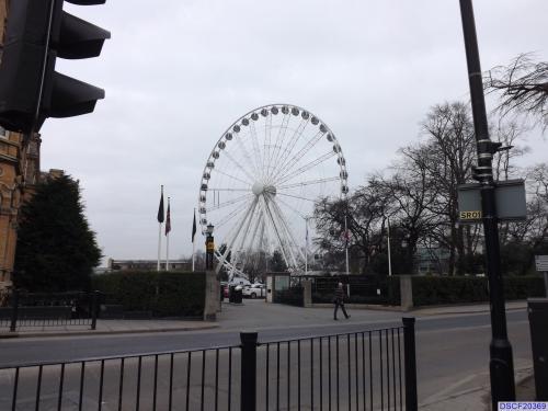 The Wheel of York