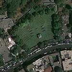 Tehran War Cemetery (Google Maps)
