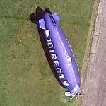 DirecTV Blimp (Google Maps)