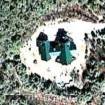 Odd North Korean Complex (Google Maps)