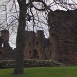 Penrith Castle (StreetView)