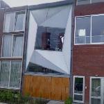 'Body House' by Monolab (StreetView)