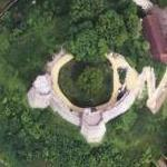 Lewes Castle (Google Maps)