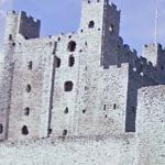 Rochester Castle (StreetView)