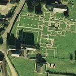 Muchelney Abbey (Google Maps)