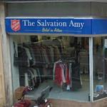 The Salvation Army Store (StreetView)
