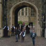 King Henry VIII Gate at Windsor Castle